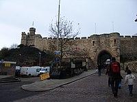 Lincoln Castle Entrance-BA.JPG