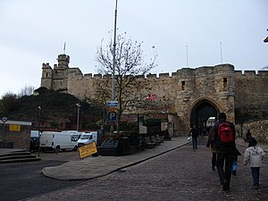 Lincoln Castle Entrance-BA.JPG