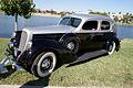 Lincoln Mark K 1937 LSideFront Lake Mirror Cassic 16Oct2010 (14874152771).jpg