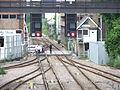 Lincoln railway station, England - DSCF1316.JPG