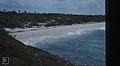 Linestone slab shore, South Bay. Little San Salvadore (24005013497).jpg