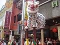 Lion dance in Kuala Lumpur, Malaysia.jpg