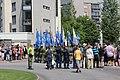 Lippujuhlan päivän paraati 2014 005 Veteraaniliput.JPG