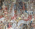 Lisbon, museu de Artes Decorativas, tapestry (detail).JPG