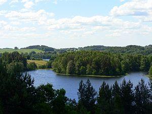 Aukštaitija - Landscape of Aukštaitija