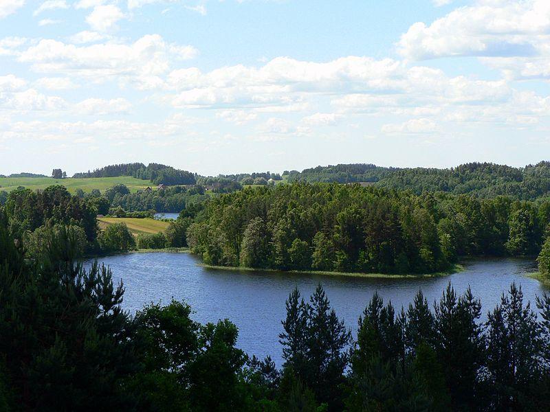 Passeios na Lituânia