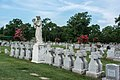 Little Sisters of Jesus and Mary graveyard - section 70 - Mt Olivet - Washington DC - 2014.jpg