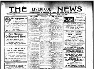 <i>The Liverpool News</i>