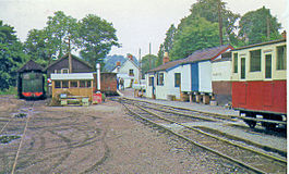 Llanfair Caereinion railway station geograph-3755912-by-Ben-Brooksbank.jpg