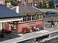 Llangollen Station Signal Box - geograph.org.uk - 516067.jpg