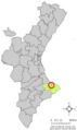 Localització de Benimeli respecte del País Valencià.png