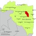 Localització de Càlig respecte del Baix Maestrat.png
