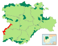 Localización - Arribes del Duero.SVG