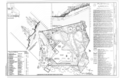 Location map, landscape plan and section-elevations - Fleming Garden, 2750 Shasta Road, Berkeley, Alameda County, CA HALS CA-43 (sheet 1 of 1).png