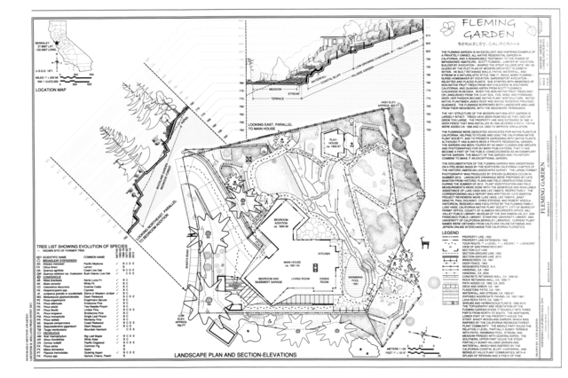 Filelocation Map Landscape Plan And Section Elevations