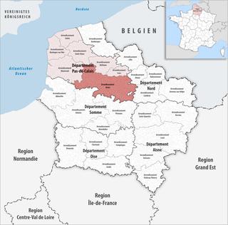 Arrondissement of Arras Arrondissement in Hauts-de-France, France