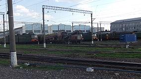 отдыха локомотивных бригад в пунктах оборота (подмены)