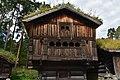 Loft storehouse, 1650-1700, Norsk Folkemuseum, Oslo (2) (36069878560).jpg