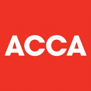 Chartered Certified Accountant - Image: Logo acca