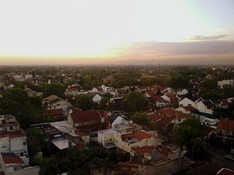 Lomas de Zamora - View of the city