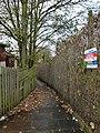 London-Woolwich, alley near Prospect Vale.jpg