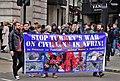 London 2018 Kurdish Protest, Afrin Kurd Turkey Middle East.jpg