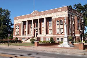 Lonoke County, Arkansas - Image: Lonoke, AR 001