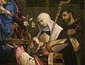 Lorenzo lotto, madonna del rosario, 1539, 14.jpg