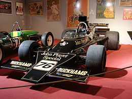 Lotus 76 - John Player Special Mk I