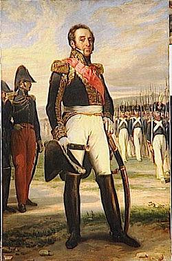 Louis Gabriel Suchet, duc d'Albufera, maréchal de France, Jean-Baptiste Paulin Guérin