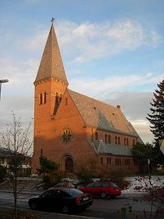 Lovisenberg Church Church in Oslo, Norway