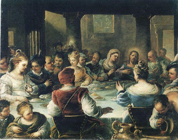 Luca Giordano - Nozze di Cana