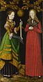 Lucas Cranach the Elder - Saints Genevieve and Apollonia - Google Art Project.jpg