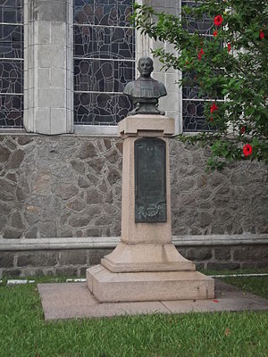 Calendar of saints (Episcopal Anglican Church of Brazil) - Lucien Lee Kinsolving, the first Anglican Bishop in Brazil is commemorated on 3 June.