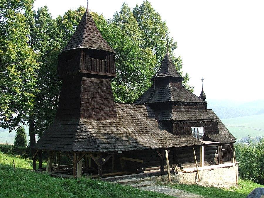 Lukov (Bardejov District)