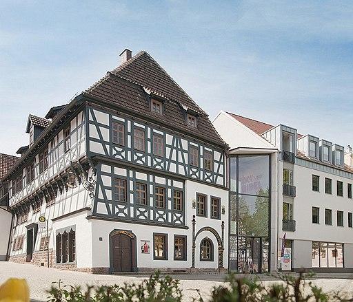 Lutherhaus Eisenach, 2016