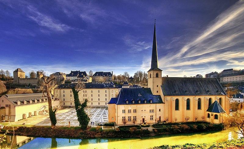 Fichier:Luxembourg Abbaye de Neumünster.jpg