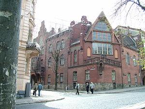 Jan Styka House in L'viv