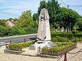 Mériel (95), monument aux morts, Grande rue - rue du chemin Vert.jpg