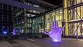 Münster, LVM-Versicherung, Skulptur -Körper und Seele- -- 2018 -- 0450.jpg