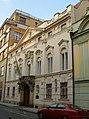 Měšťanský dům (Nové Město), Praha 1, Voršilská 12, Nové Město.JPG