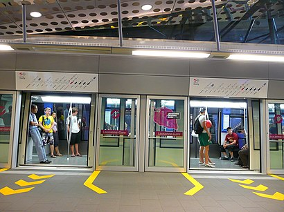 How to get to Lausanne-Gare with public transit - About the place