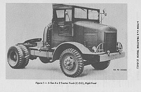 M425 and 426 Tractor Truck - Wikipedia
