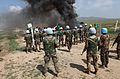 MAF Soldiers quell a riot during exercise Khaan Quest 2013 130808-M-MG222-008.jpg