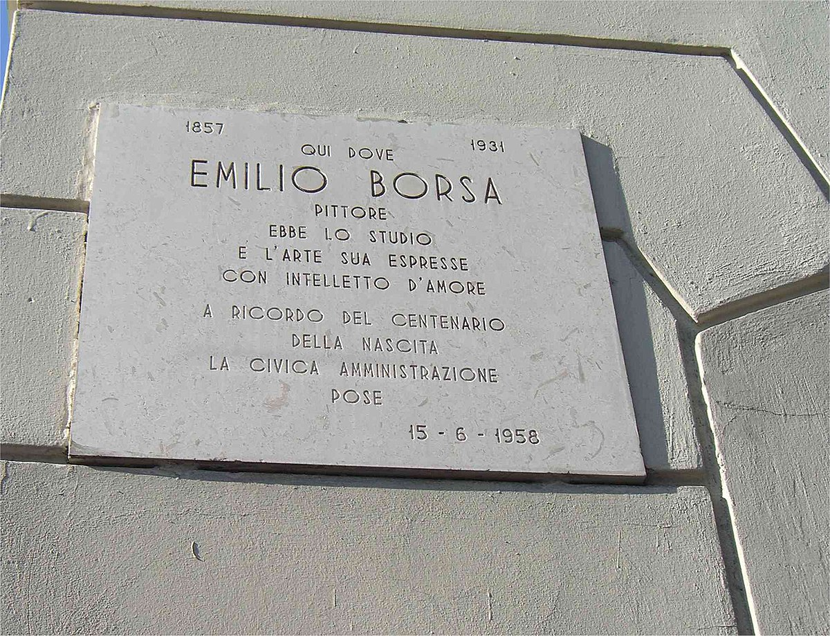 Emilio borsa wikipedia for Borsa di milano wikipedia