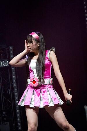 Ayaka Sasaki - Image: MCZ Japan Expo 9