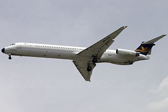 Iran Air Tours - Iran Air Tours McDonnell Douglas MD-82