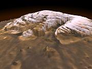 MOLA Planum Boreum PIA01337