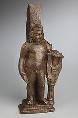 Statuette d'Apollon citharède