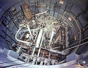 Liquid fluoride thorium reactor - Molten salt reactor at Oak Ridge